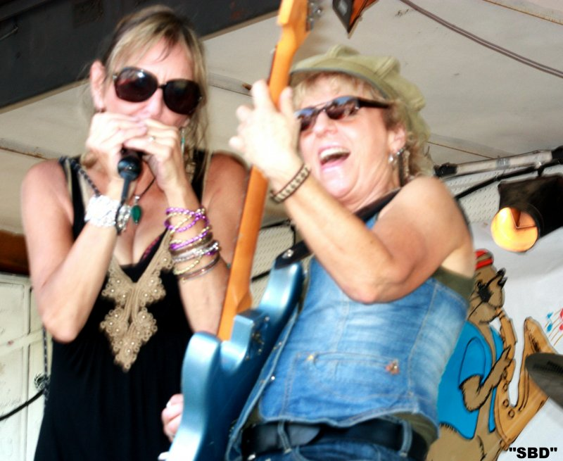 RobinRogers&DebbieDavies